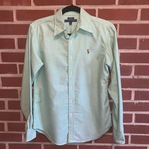 Men's Ralph Lauren Long Sleeve Button Up Shirt